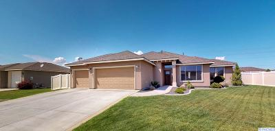 West Richland Single Family Home For Sale: 6392 Polaris Street
