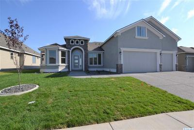 Kennewick Single Family Home For Sale: 3054 Wild Canyon Way