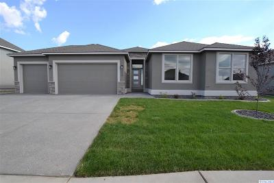 Richland WA Single Family Home For Sale: $373,850