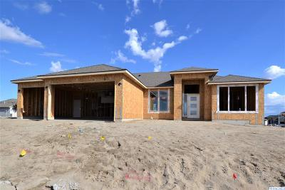 Richland WA Single Family Home Active U/C W/ Bump: $392,850