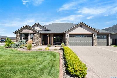 West Richland Single Family Home For Sale: 6678 Whitestone St