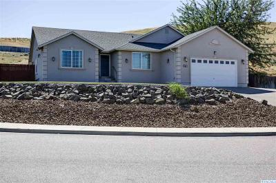West Richland Single Family Home For Sale: 4901 Hershey Ln #4306