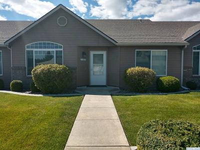 Kennewick Condo/Townhouse For Sale: 2515 W Grand Ronde Ave