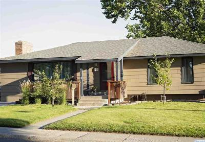 Richland Single Family Home For Sale: 401 Catskill St