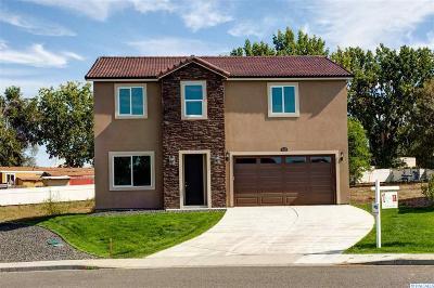 Benton County Single Family Home For Sale: 605 S Huntington Pl