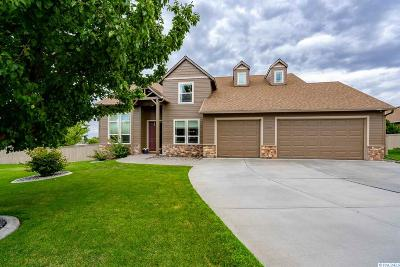 Benton County Single Family Home For Sale: 1309 S Grant St.