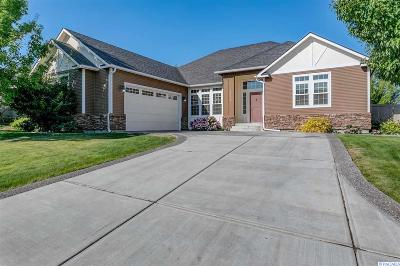Benton County Single Family Home For Sale: 1416 S Harrison St
