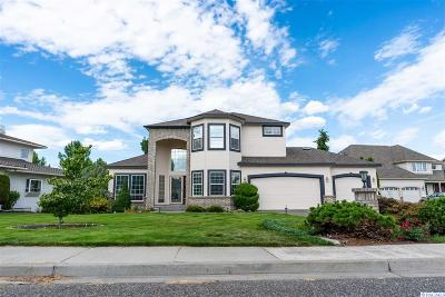 Richland Single Family Home For Sale: 2872 Hawkstone Court