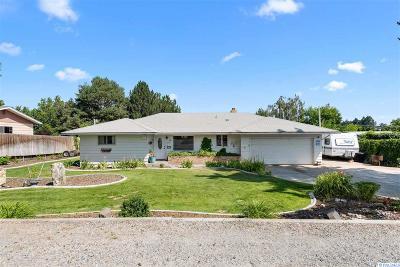 Benton County Single Family Home For Sale: 6110 W Victoria