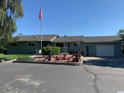 Benton County Single Family Home For Sale: 141203 W Buena Vista Rd