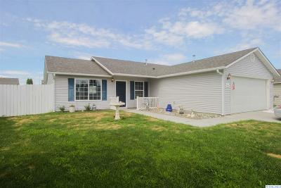 Benton County Single Family Home For Sale: 8111 Wenatchee Ct