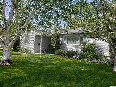 Benton County Single Family Home For Sale: 1935 Hetrick Avenue