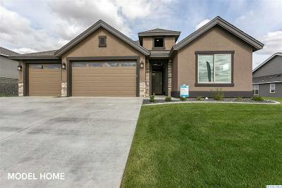 Horn Rapids Single Family Home For Sale: 3078 Wild Canyon Way