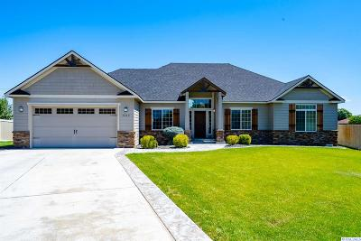 West Richland Single Family Home For Sale: 6160 Polaris Ct