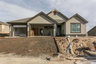 Horn Rapids Single Family Home For Sale: 3102 Wild Canyon Way