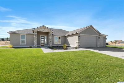 Horn Rapids Single Family Home For Sale: 3001 Wild Canyon Way