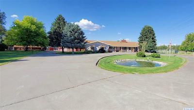 Kennewick Single Family Home For Sale: 4307 S Washington St