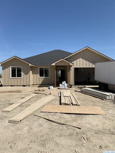 Benton City Single Family Home For Sale: 28006 E Ruppert Rd