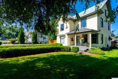 Prosser Single Family Home For Sale: 1003 Court St