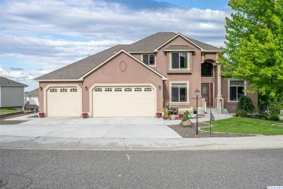 Richland Single Family Home For Sale: 320 Sell Ln