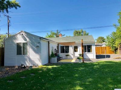 Kennewick Single Family Home For Sale: 1510 W 1st Avenue