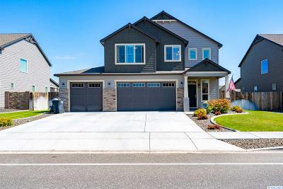 West Richland Single Family Home For Sale: 1362 Belmont Blvd