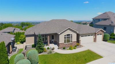 Kennewick Single Family Home For Sale: 3806 W 47th