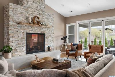 Richland Single Family Home For Sale: 1483 Badger Mountain Loop