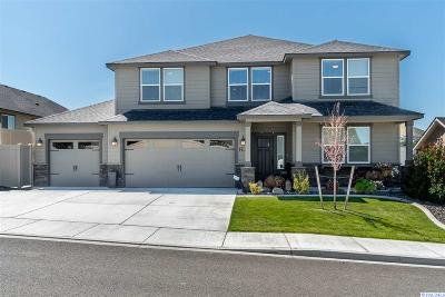Richland Single Family Home For Sale: 2749 Chelan Loop