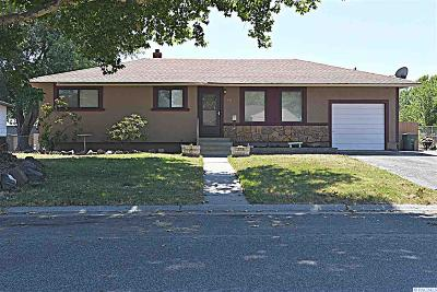 Richland Single Family Home For Sale: 615 Cascade St