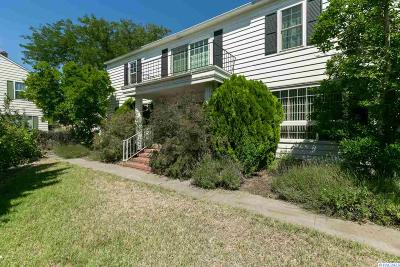 Richland Single Family Home For Sale: 516 Stanley