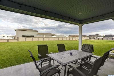 Pasco Single Family Home For Sale: 6625 Recurve Rd
