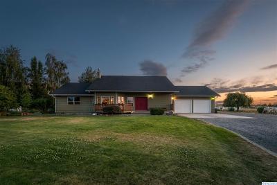 Prosser Single Family Home For Sale: 635 SW Bennett Avenue