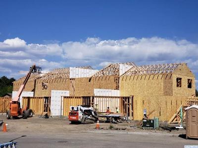 Kennewick Condo/Townhouse For Sale: 1109 S Cedar St