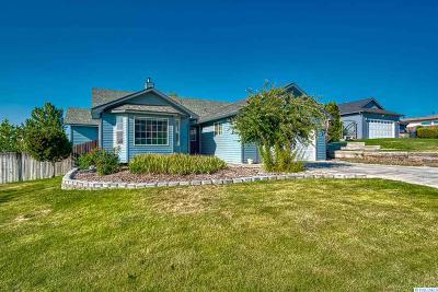 West Richland Single Family Home For Sale: 4436 Melinda Dr
