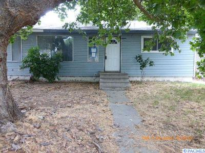 Richland Single Family Home For Sale: 1922 Everest Ave