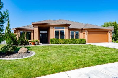 West Richland Single Family Home For Sale: 1825 Sunshine Ave