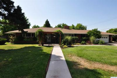 Richland Single Family Home For Sale: 435 Sierra