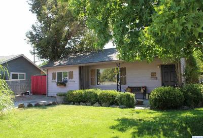 Richland Single Family Home For Sale: 2001 Duportail St.