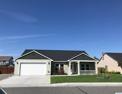 Franklin County Single Family Home For Sale: 4612 Santa Rosa Court