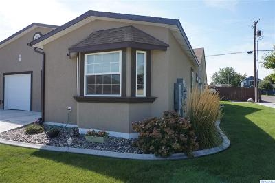 Kennewick Condo/Townhouse For Sale: 4223 W 2nd Ave