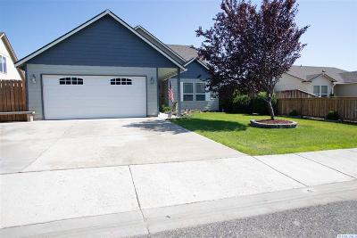 Franklin County Single Family Home For Sale: 5708 Taft Dr