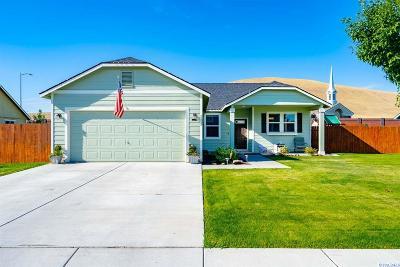 West Richland Single Family Home For Sale: 5115 Pinehurst