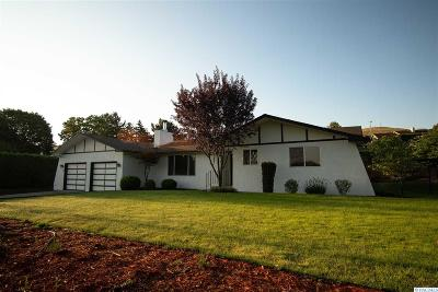 Prosser Single Family Home For Sale: 1525 Paterson Rd