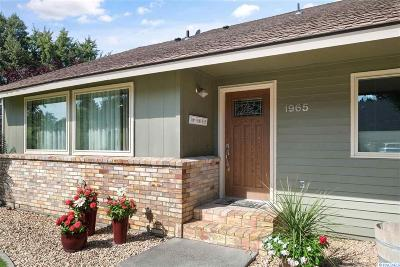Richland Single Family Home For Sale: 1965 Sheridan Pl