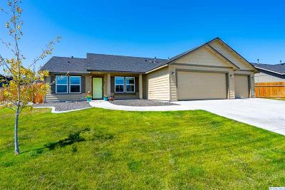 Franklin County Single Family Home For Sale: 5014 Blue Sage Ln