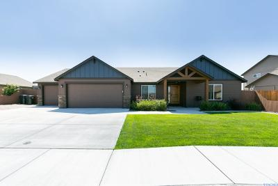 Franklin County Single Family Home For Sale: 5812 Three Rivers Drive
