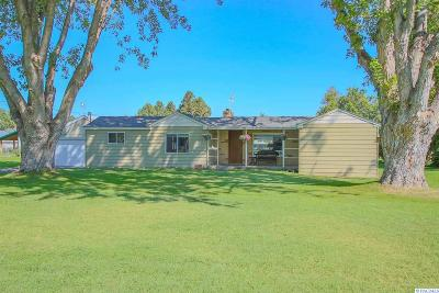 Franklin County Single Family Home For Sale: 4417 W Sylvester