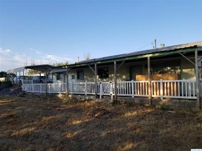 Prosser Single Family Home For Sale: 144801 W 90 Pr