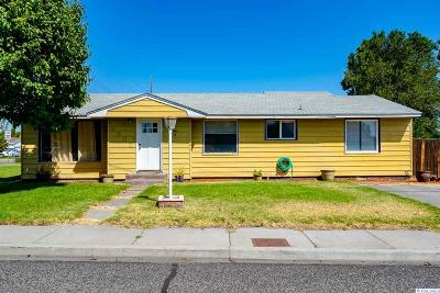 Kennewick Single Family Home For Sale: 3508 W 4th Ave